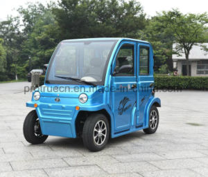 High Quality Electric Car for 2 Passengers pictures & photos