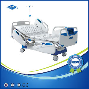 Cheap Multi-Function Electric ICU Hospital Bed with Ce (BS-868) pictures & photos