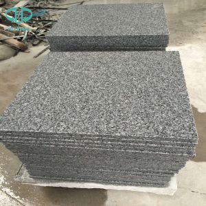 G603 Tile/Sesame White Granite Tile /Grey Granite Tile pictures & photos