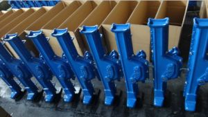 Mechanical Toe Jack or Gear Jack pictures & photos