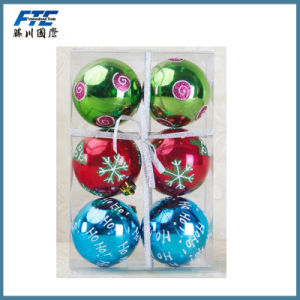 Cheap and High Quality Christmas Glass Ball pictures & photos