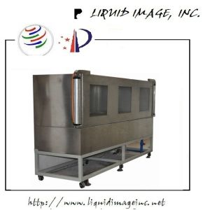 Liquid Image Washing Machine No. Lyh-Wtpm012-1; Cleaning Machine for Water Transfer Printing System pictures & photos