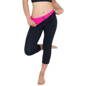 Neoprene Diving Wetsiut and Surfing Wetsuit/Women′s Slim Pants Thermo Neoprene Sweat Sauna Body Shapers Yoga Leggings pictures & photos