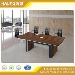Factory Custom-Made Solid Surface Conference Table for Modern Company