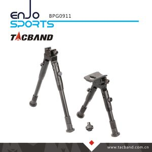 Bpg Series Picatinny/Weaver Rail Tactical Bipod 9~11 Inch pictures & photos
