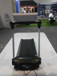 K5 Mini Motorized Treadmill 2.5HP. LCD Display pictures & photos