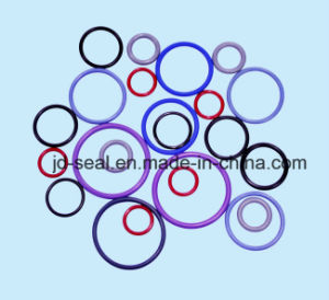 EPDM, FKM, Silicone Rubber, Yellow, Green, Brown, Black O-Rings pictures & photos