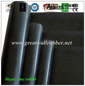 SBR+EPDM+NBR+Neoprene+Viton+Silicone Antislip Rubber Sheet Roll Floor Mat Flooring pictures & photos
