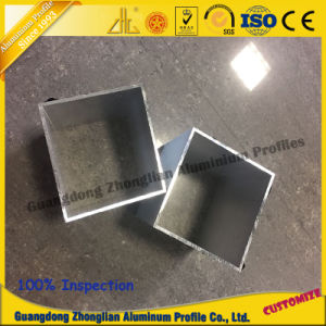Aluminum Tube for Building 6061 T5 Square Tube pictures & photos