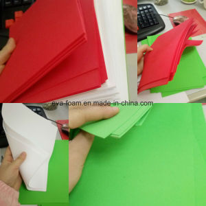 Goma EVA Foamy Sheet, EVA Foam Beautiful Design EVA Sheet pictures & photos