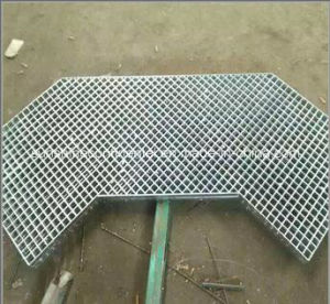 Hot DIP Galvanised Industrial Gratings pictures & photos