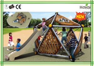 Kaiqi Group Outdoor Playground Climbing & Slide pictures & photos