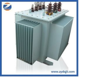 3 Phase Oil Immersed Type Low Loss High Voltage 33kv Power Transformer pictures & photos