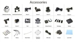 Cheapest HD Action Camera Mini DV pictures & photos