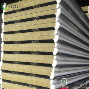 Rockwool Sandwich Panel for Wall pictures & photos