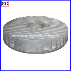 400 Ton Dies Aluminum Casting for LED Floodlight Lighting Heat Sink pictures & photos