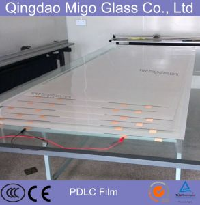 Switchable Pdlc Smart Film for Smart Glass Sheet pictures & photos