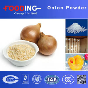 High Quality Fried Green Dry Onion Powder pictures & photos