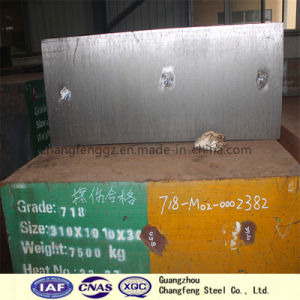 Good Hardness Plastic Mold Steel (Hssd718, P20+Ni, 40CrMnNiMo7) pictures & photos