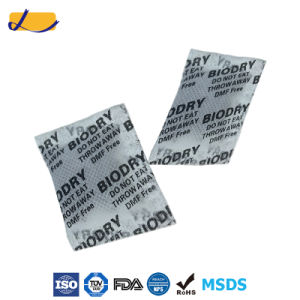 DMF Free Bio Dry Powerful Desiccant Packet