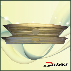 Front Grille for Yutong, Kinglong pictures & photos