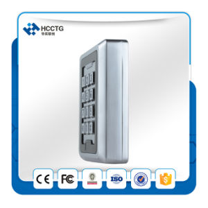 Credit IC Card and Card Password Reader Wg26/34 Door Machine Keypad Kb86 pictures & photos