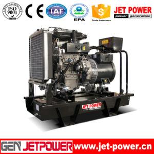 24kw 30kVA Soundproof Yanmar Engine Diesel Power Generator Set pictures & photos