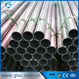 China Manufacturing A312 304 Od63.5xwt1.2mm Stainless Steel Exhaust Tube for Auto Parts pictures & photos