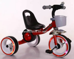 Kids Tricycle with Music and Light pictures & photos