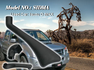 4X4 off-Road Snorkel for Isuzu D-Max pictures & photos