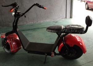 Aluminum Rim Fat Tyre Harley Scooter