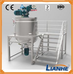 Liquid Wash Homogenizing Mixing Machine with Homogenizer/Emulsifier pictures & photos