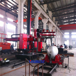 Factory Automatic Circular Seam Welding Machine for Tanks and Boilers pictures & photos
