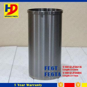 Diesel Engine Fe6 Ef6t Fe6ta Cylinder Liner for Nissan Engine pictures & photos