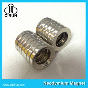 N45 Neodymium Permanent Ring Magnet for Speaker