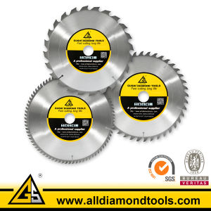 Tungsten Carbide Blade Power Tool Tct Saw Blades for Wood Cutting pictures & photos