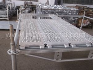 High Quality U-Type Layher Horizontal pictures & photos