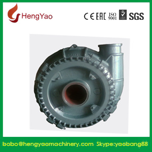 Centrifugal Sand and Sludge Suction Gravel Pump pictures & photos