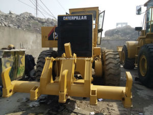 Used Cat 140g Motor Grader (Caterpillar 14G 140G 140H Grader) pictures & photos