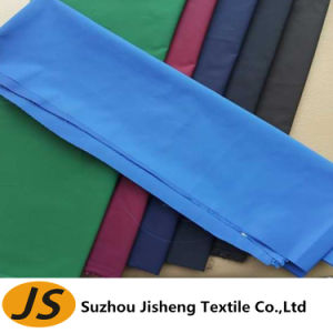 50d Waterproof Plain Polyester Imitation Memory Fabric
