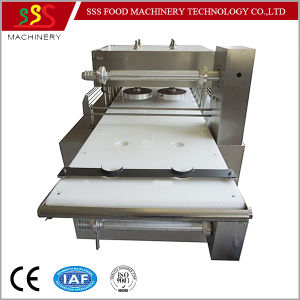 Factory Supply Filming Forming Machine Kubba Pastry Pancake Making Machine pictures & photos