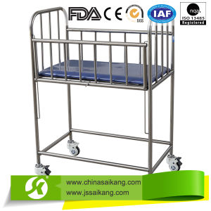 China Products Comfortable Plastic Baby Crib pictures & photos