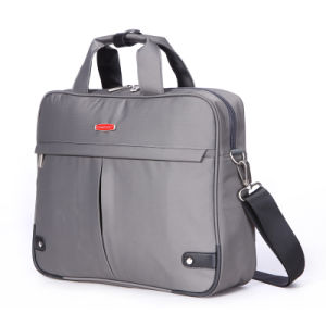 Laptop Computer Notebook Business Shoulder 15.6′′ Laptop Nylon Function Bag pictures & photos