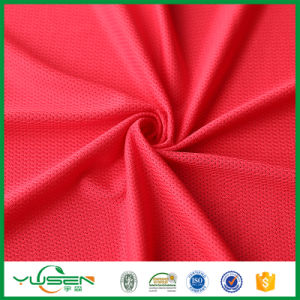 Good Quality 100% Polyester 5*1 Mesh Fabric pictures & photos