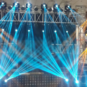 Stage Sharpy 230W 7r Moving Head Beam Light for Party pictures & photos