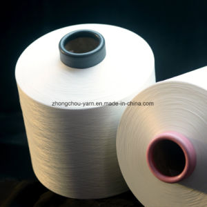 Polyester Yarn 50d/72f SIM Grade AA DTY pictures & photos