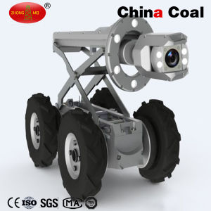S300 Multifunctional Wheeled Pipe Inspection Camera pictures & photos