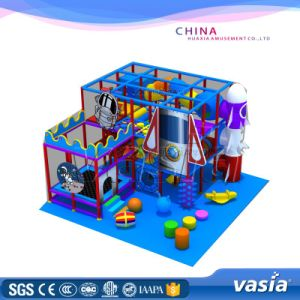Wenzhou Kids Funny Soft Play Toddler Plastic Houses Indoor Playground pictures & photos