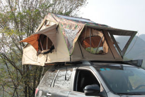 3-4 Person Foldable Roof Top Car Tent pictures & photos