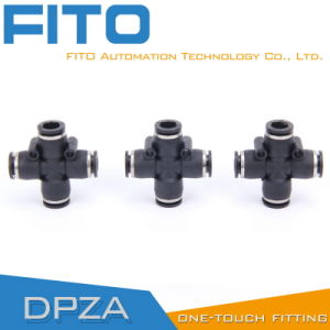 Pza Pneumatic Fitting One Touch Air Conncetor by Airtac Type pictures & photos